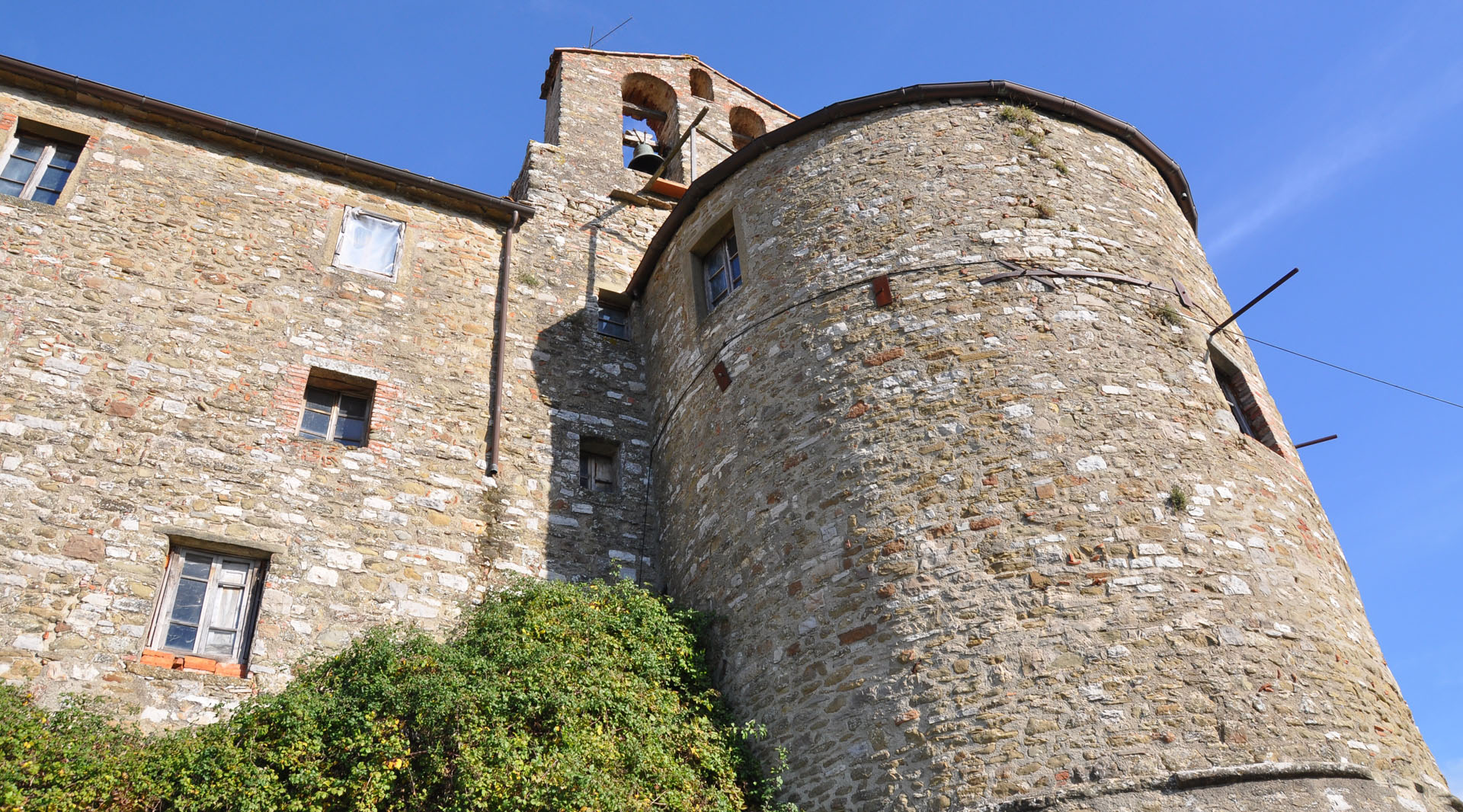 The Castle of Lisciano Niccone