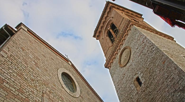 The church of Santa Maria Assunta