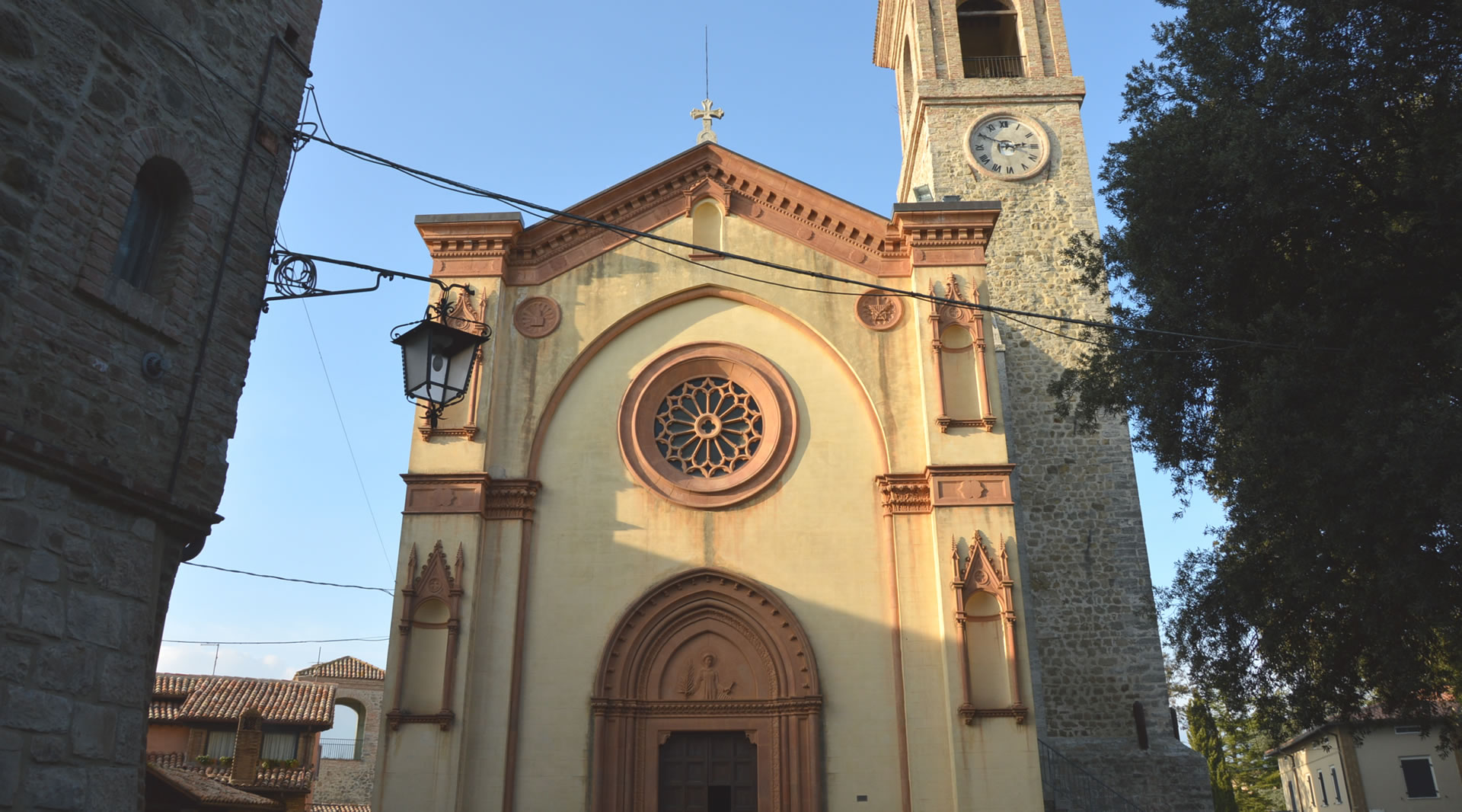 Parish church of San Lorenzo
