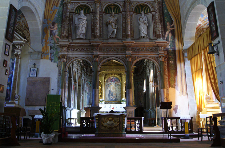 Sanctuary of the Madonna di Mongiovino - Panicale
