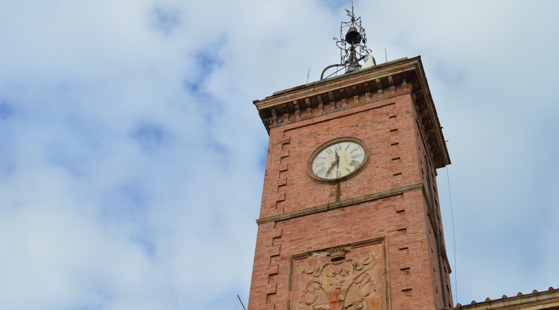 The Tower of the clock - Monteleone di Orvieto