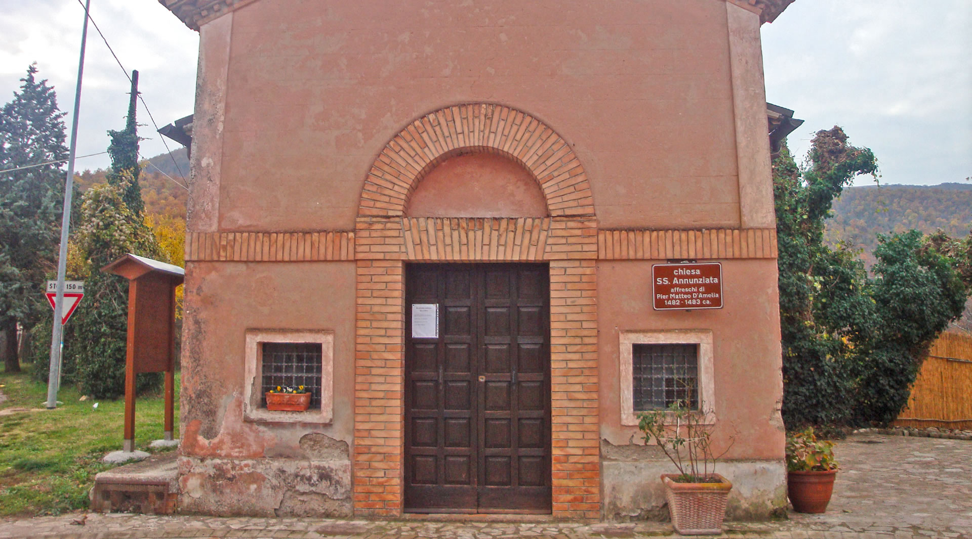 Church of the Madonna dell'Annunziata