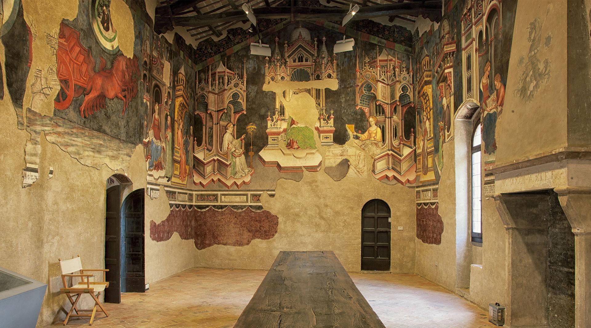 Palazzo Trinci - Foligno   www.umbriatourism.it