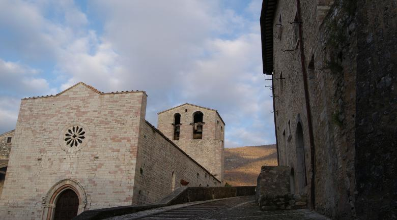 Church of Santa Maria Assunta, Vallo di Nera, Valnerina