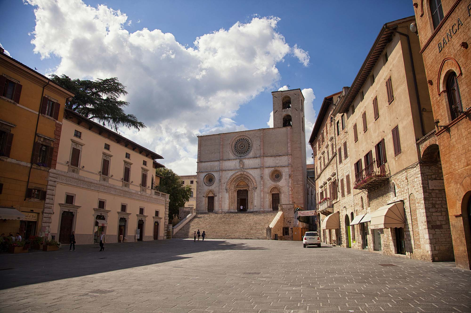Co-cathedral of the St. Annunziata - Todi
