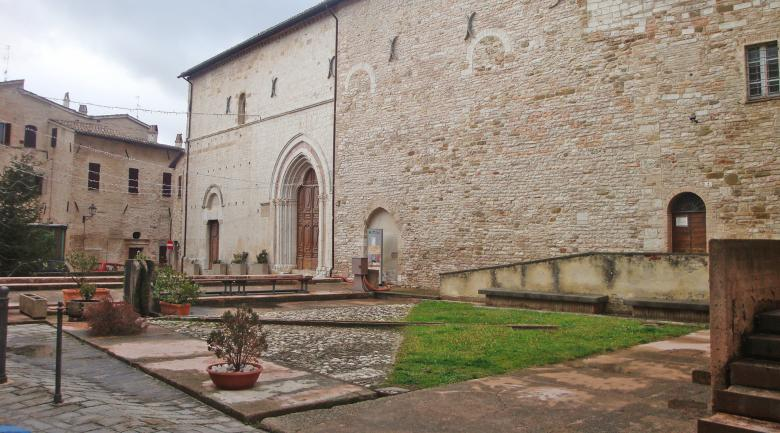 Church of St. Francis - Nocera Umbra