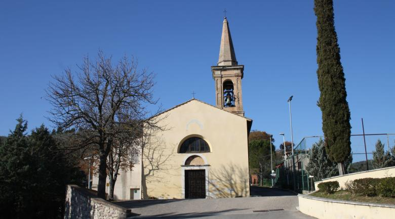 Church of the Madonna del Carmine - Montefranco