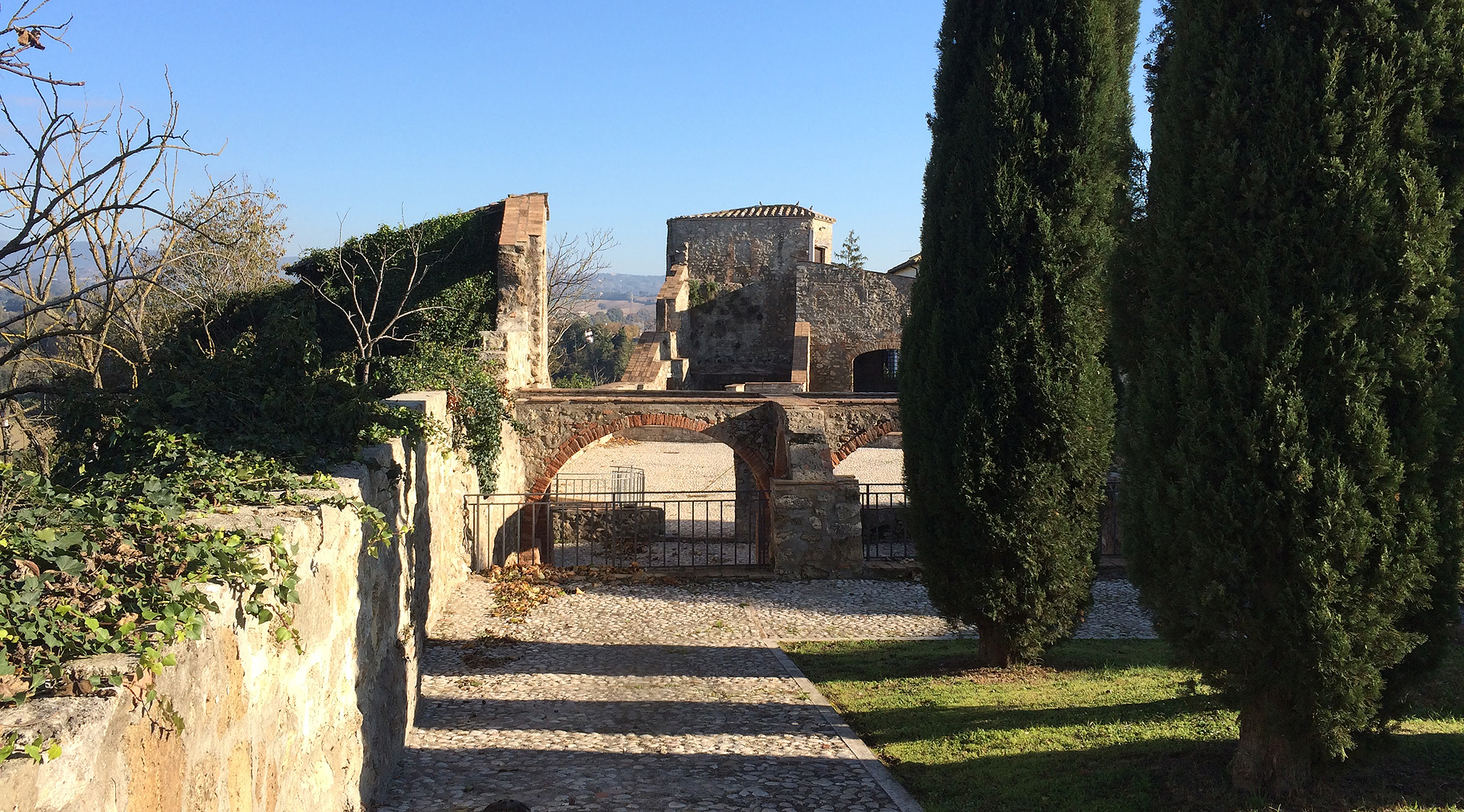 Castle of Attigliano