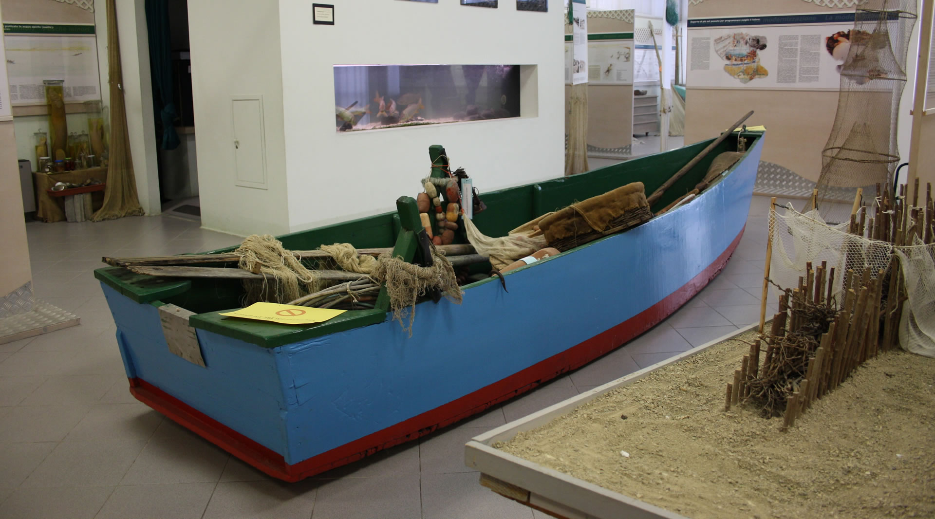 Museum of Lake Trasimeno Fishing
