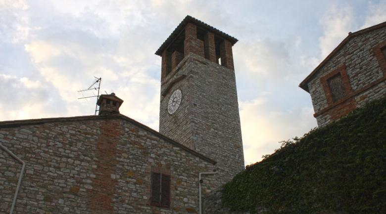 Church of Sant'Agostino, Corciano