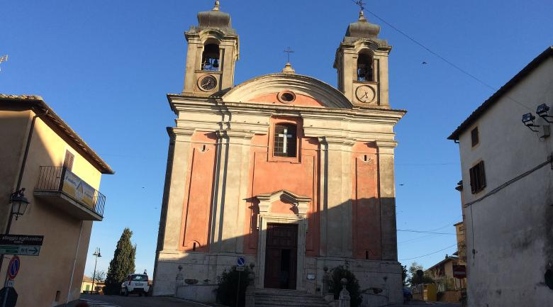 Church of Santa Maria Assunta, Giove
