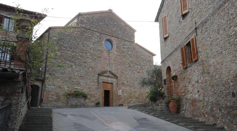 Church of St. Michael the Archangel - Citerna