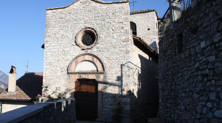 Chiesa di S. Giovanni Battista - Arrone