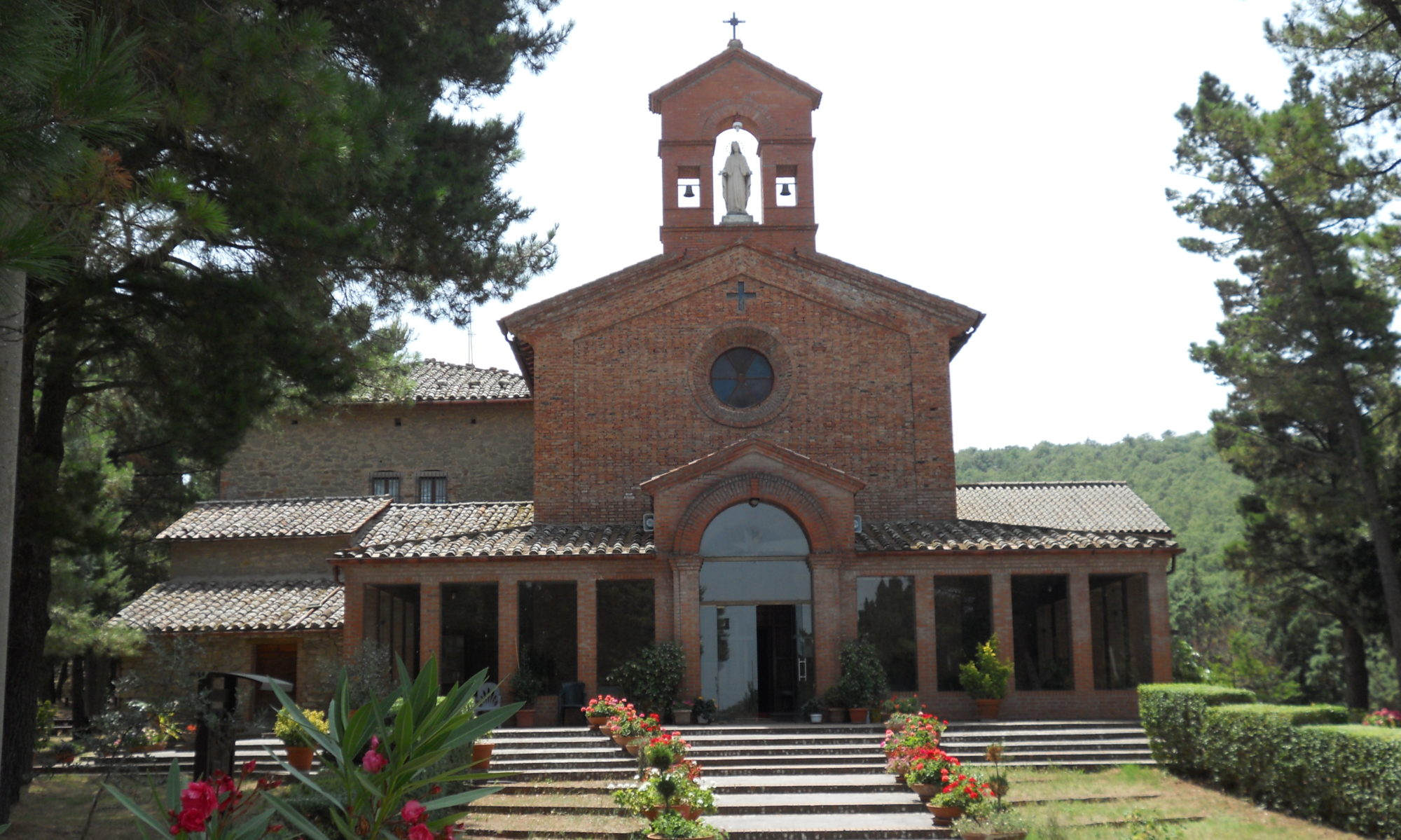 Sanctuary of the Madonna delle Grondici - Panicale