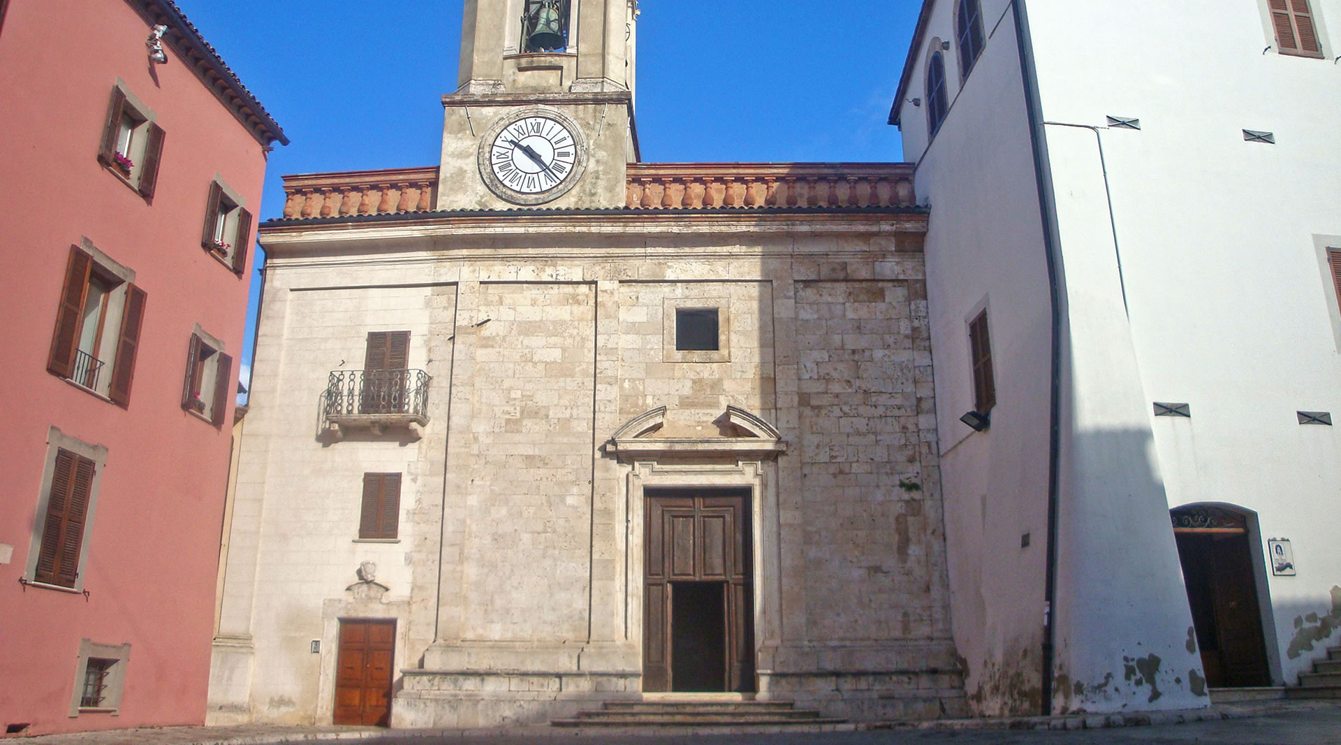 Church of San Felice - Massa Martana