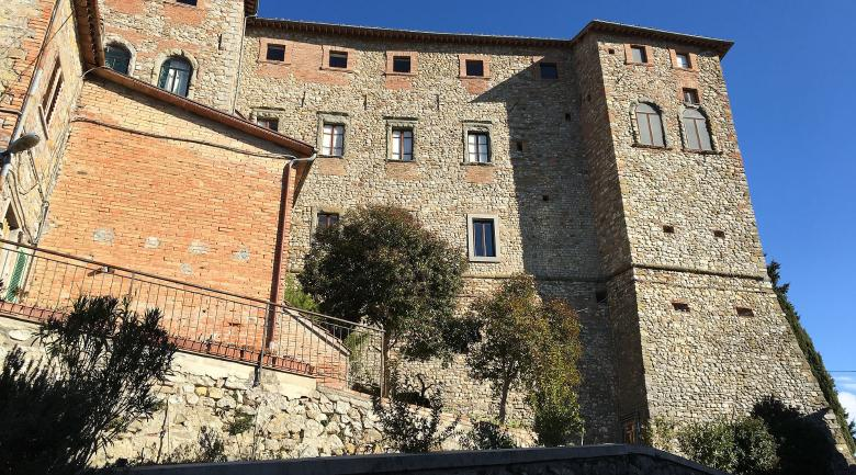 Castle of Carnaiola
