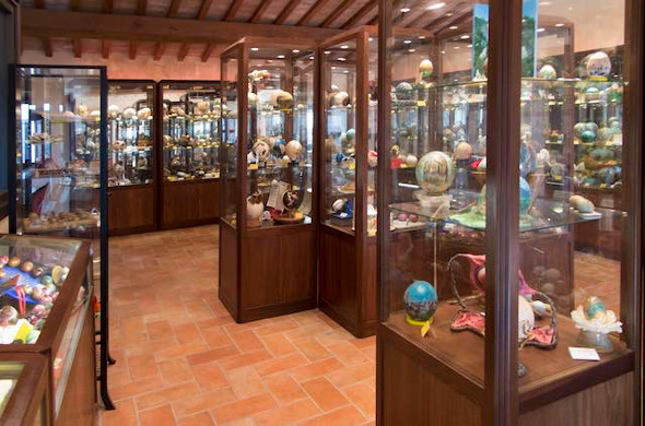 Museum of the Painted Egg in Civitella del Lago