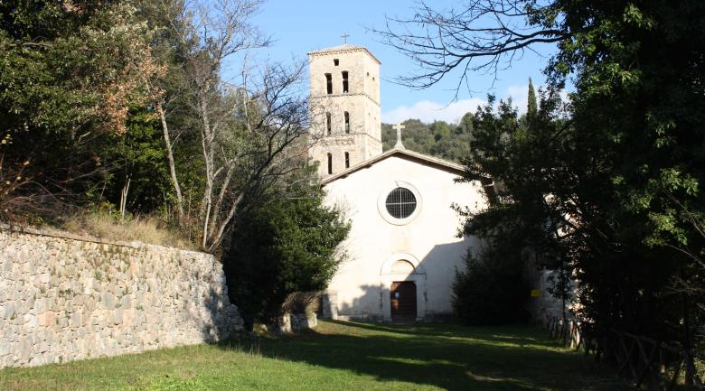 Abbey of San Pietro in Valle, Ferentillo