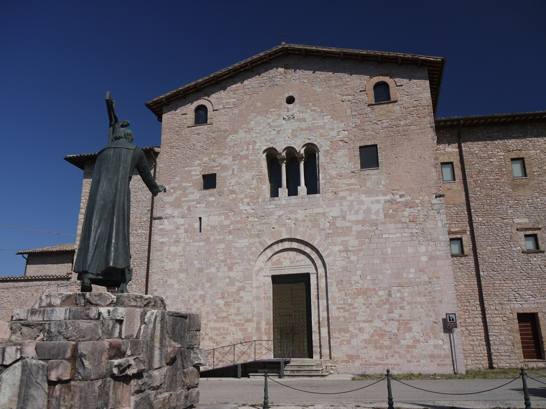 Abbazia di San Felice - Church of San Felice
