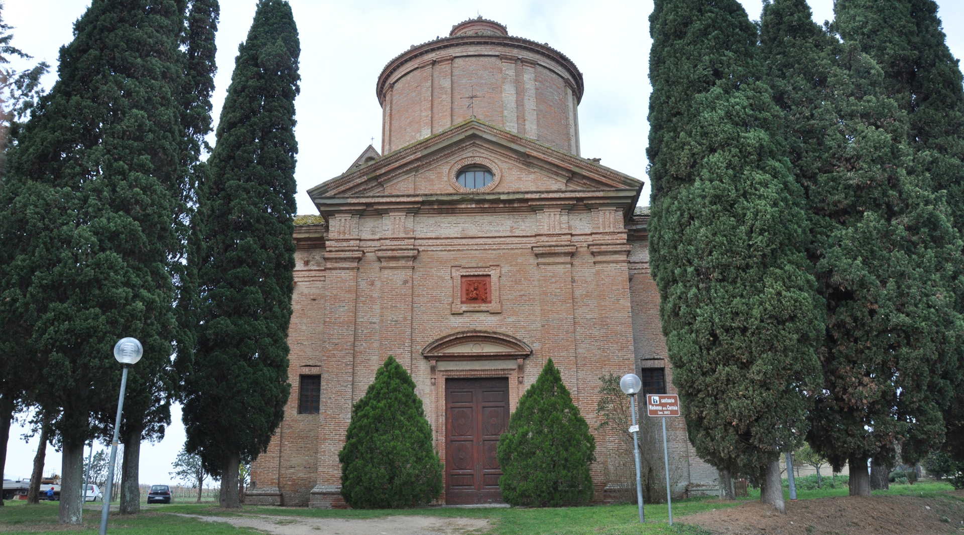 Sanctuary of Madonna della Carraia