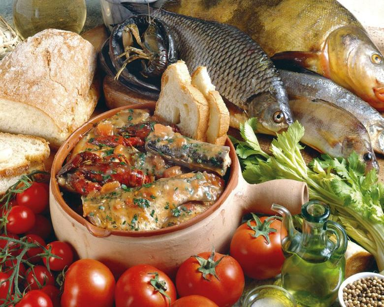 Lake fish: flavours and traditions of Trasimeno