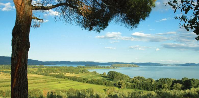 Trasimeno Lake - On horseback across the Trasimeno lands