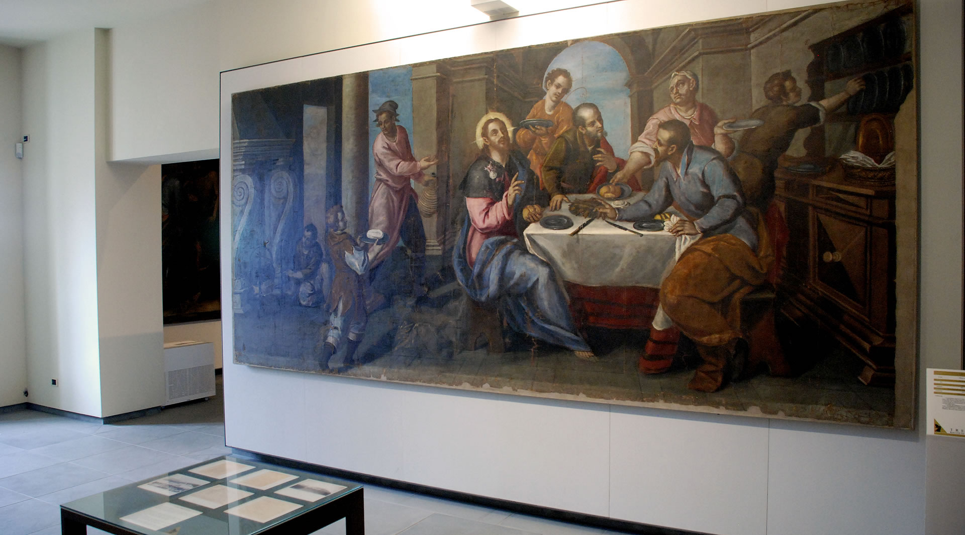 Art collection of San Francesco