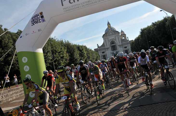 Assisi long-distance race - 2016 Strasubasio