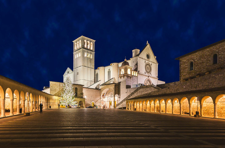 Christmas in Assisi