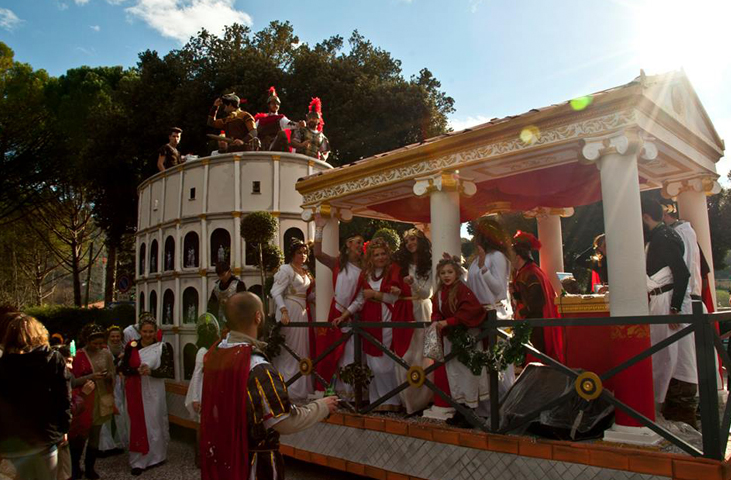 189th Spoleto Carnival's edition