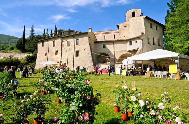 Spring in Valnerina - Market Exhibition