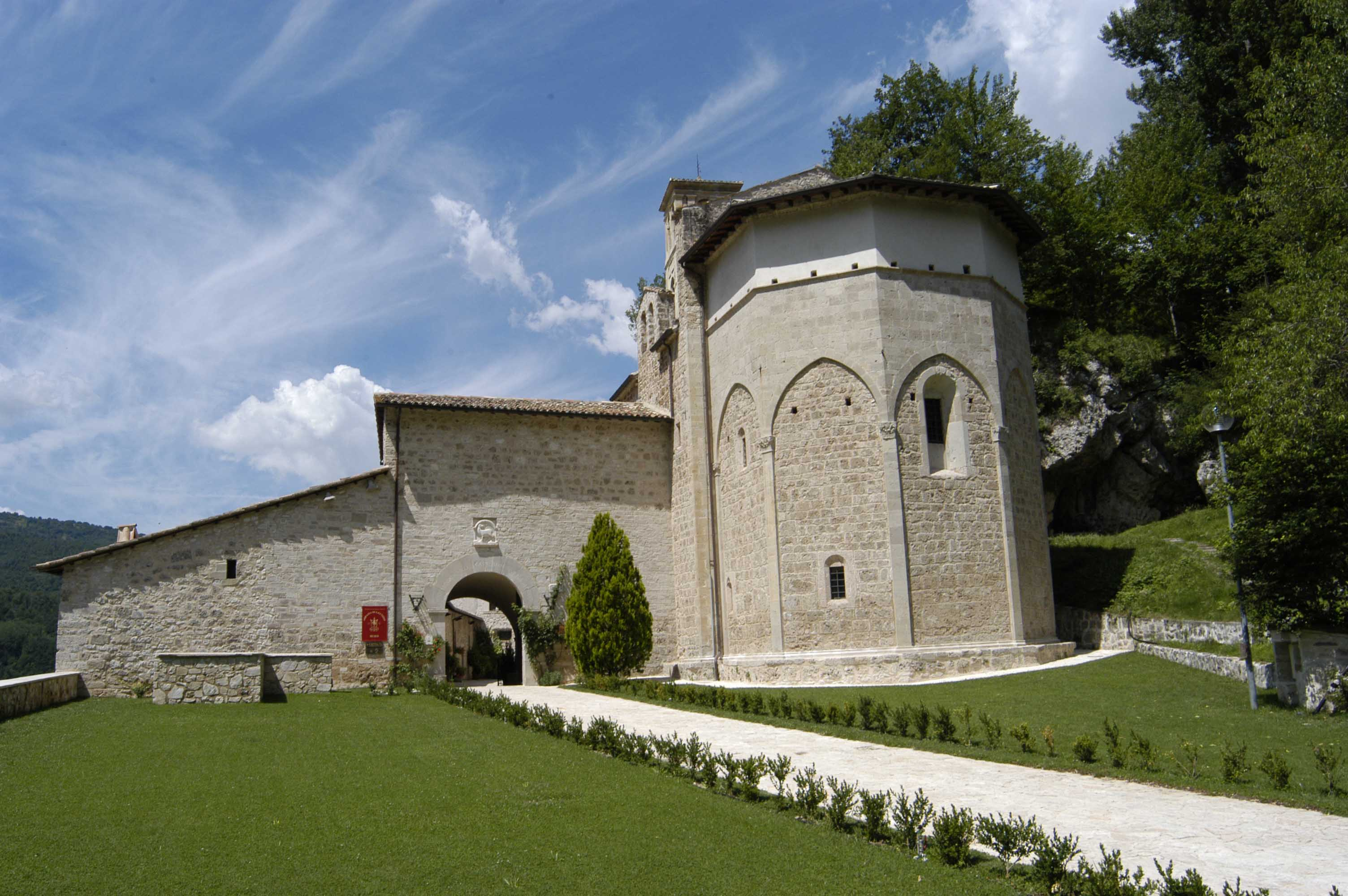 Excursion in the Valnerina – Norcia – Abbey of Sant'Eutizio