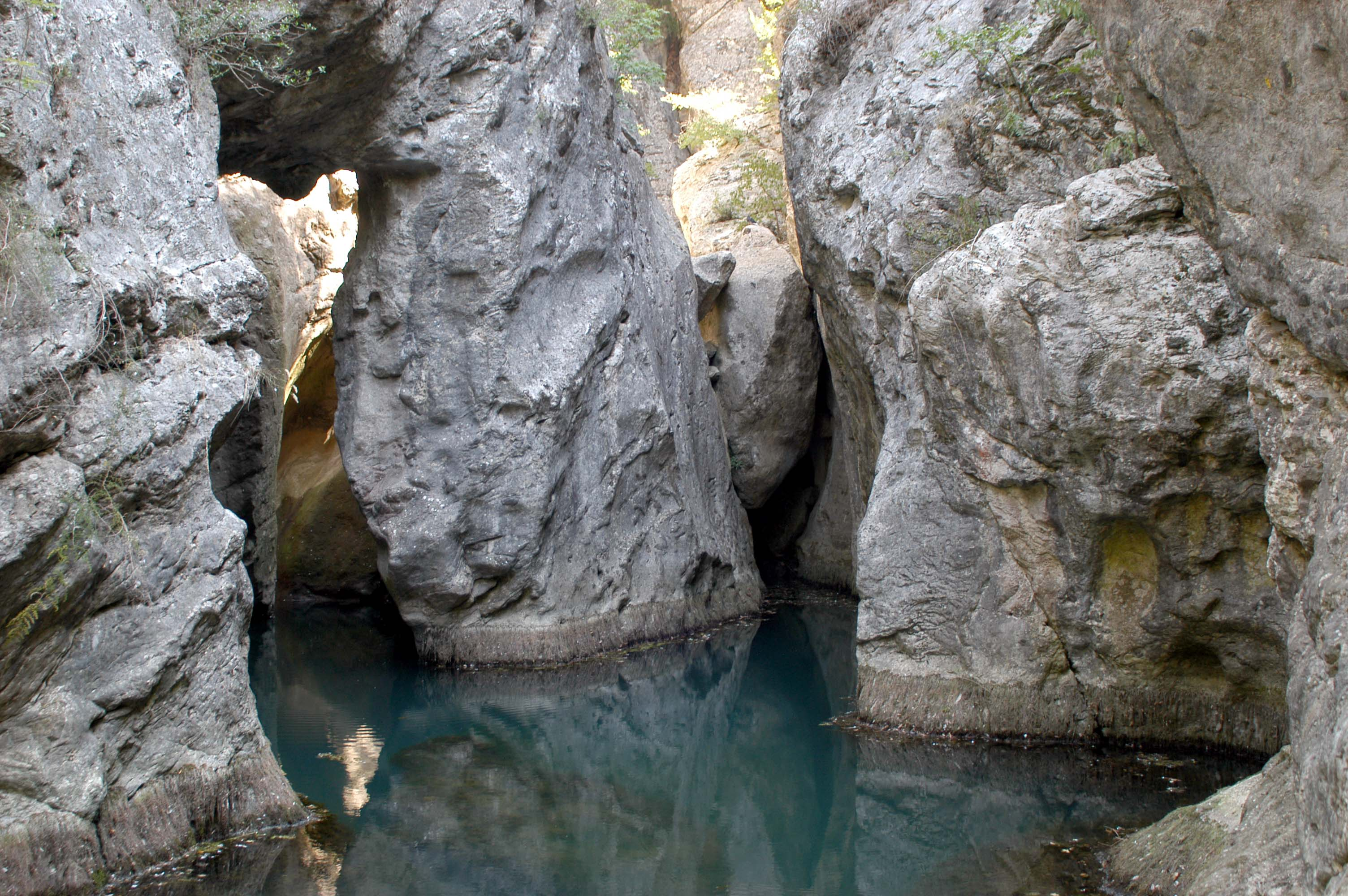 The Parrano thermal water
