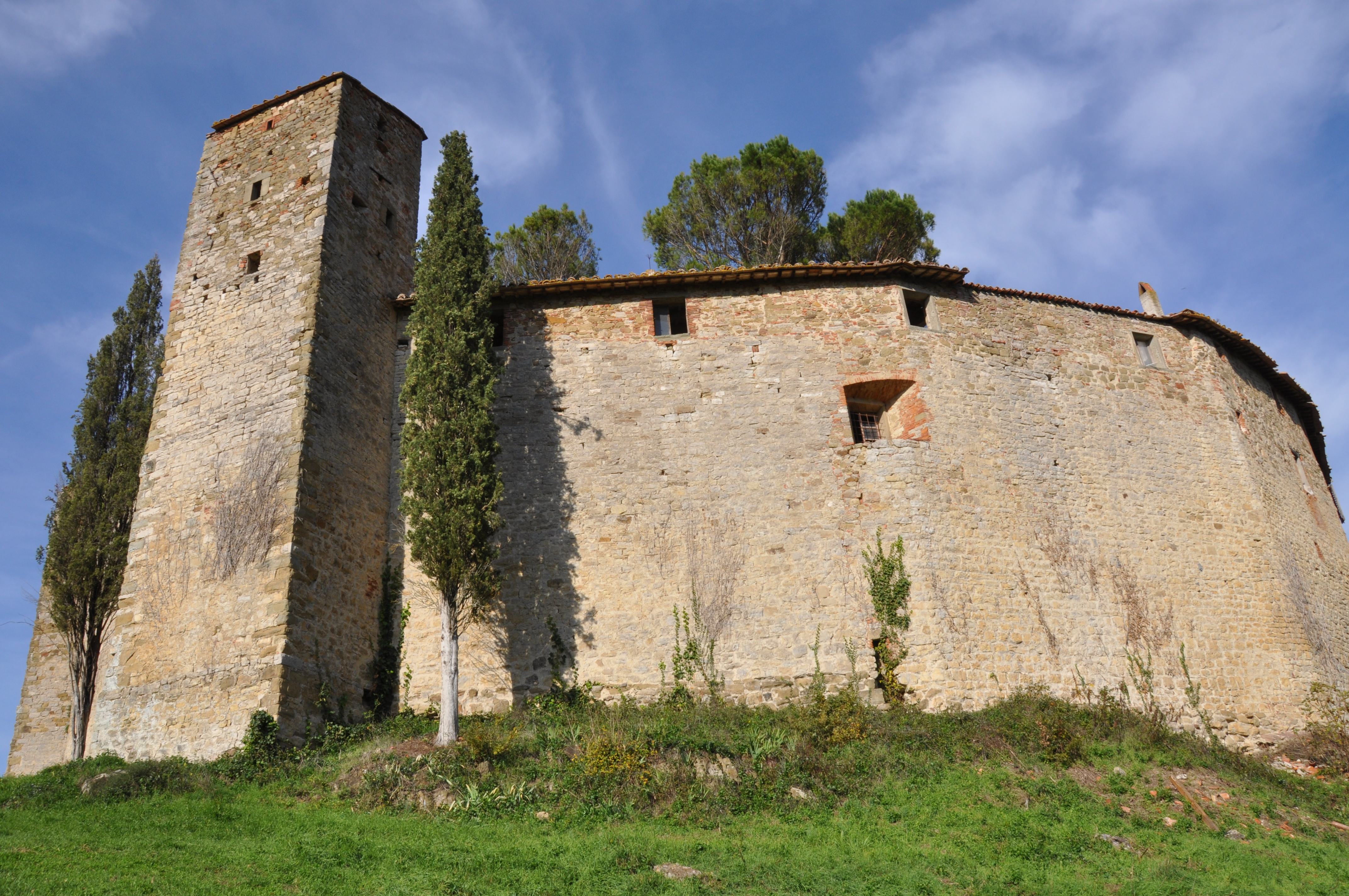 The Castle of Reschio