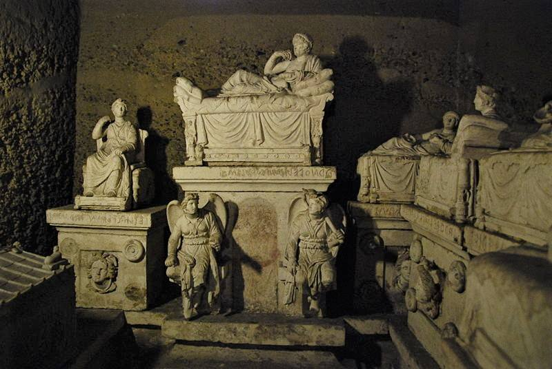 Palazzone Necropolis and Volumni Hypogeum - Perugia