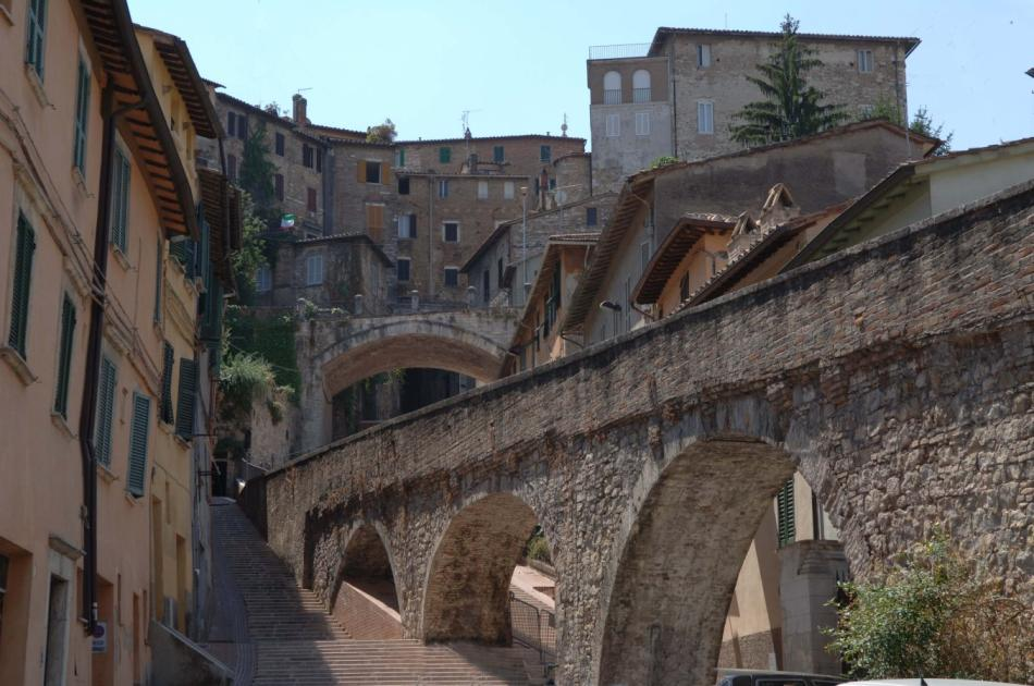 Perugia and the Etruscans