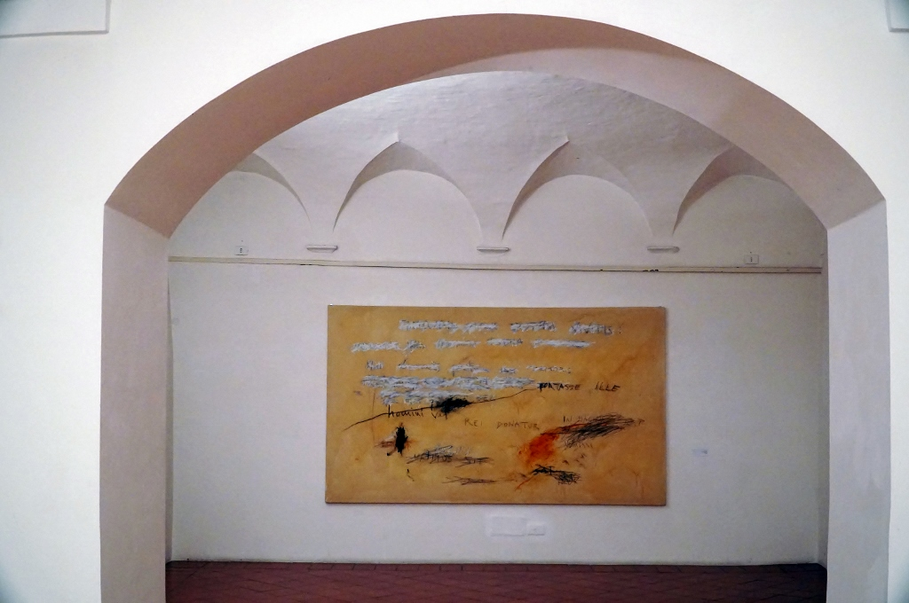 Modern art in Umbria: Foligno and Trevi