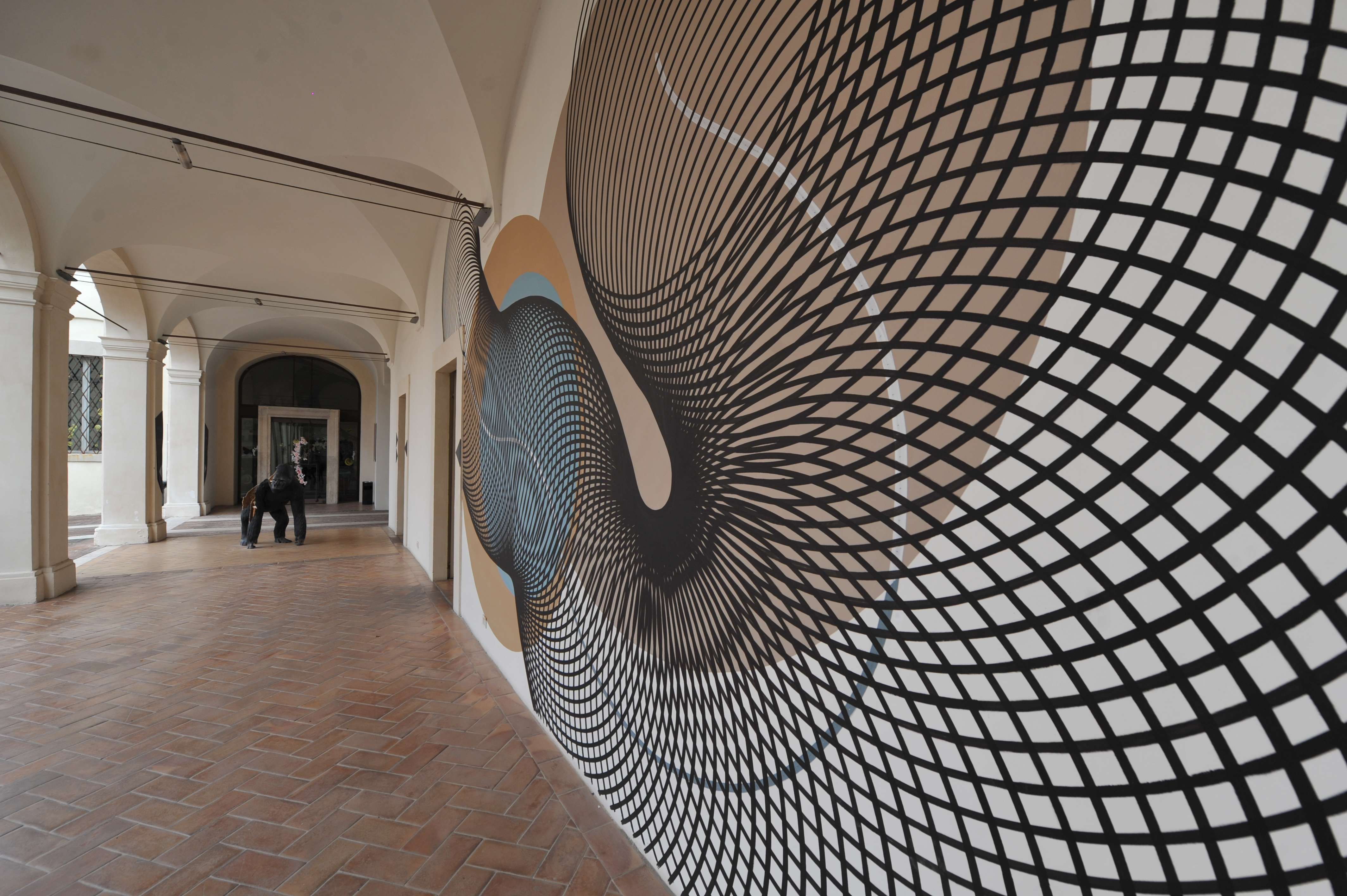 Palazzo Collicola and CAOS: contemporary art in Umbria