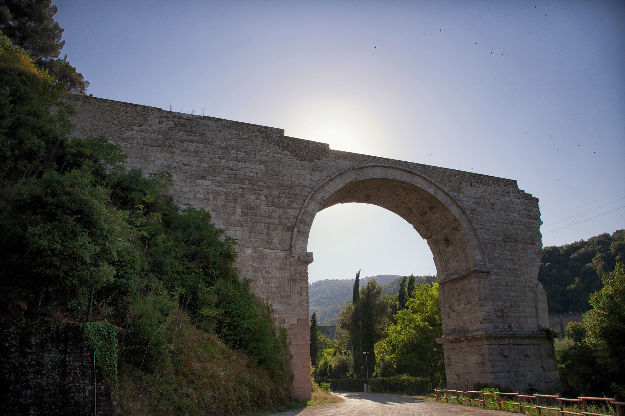 A weekend in the midst of nature and history, in Amelia, Narni, and more
