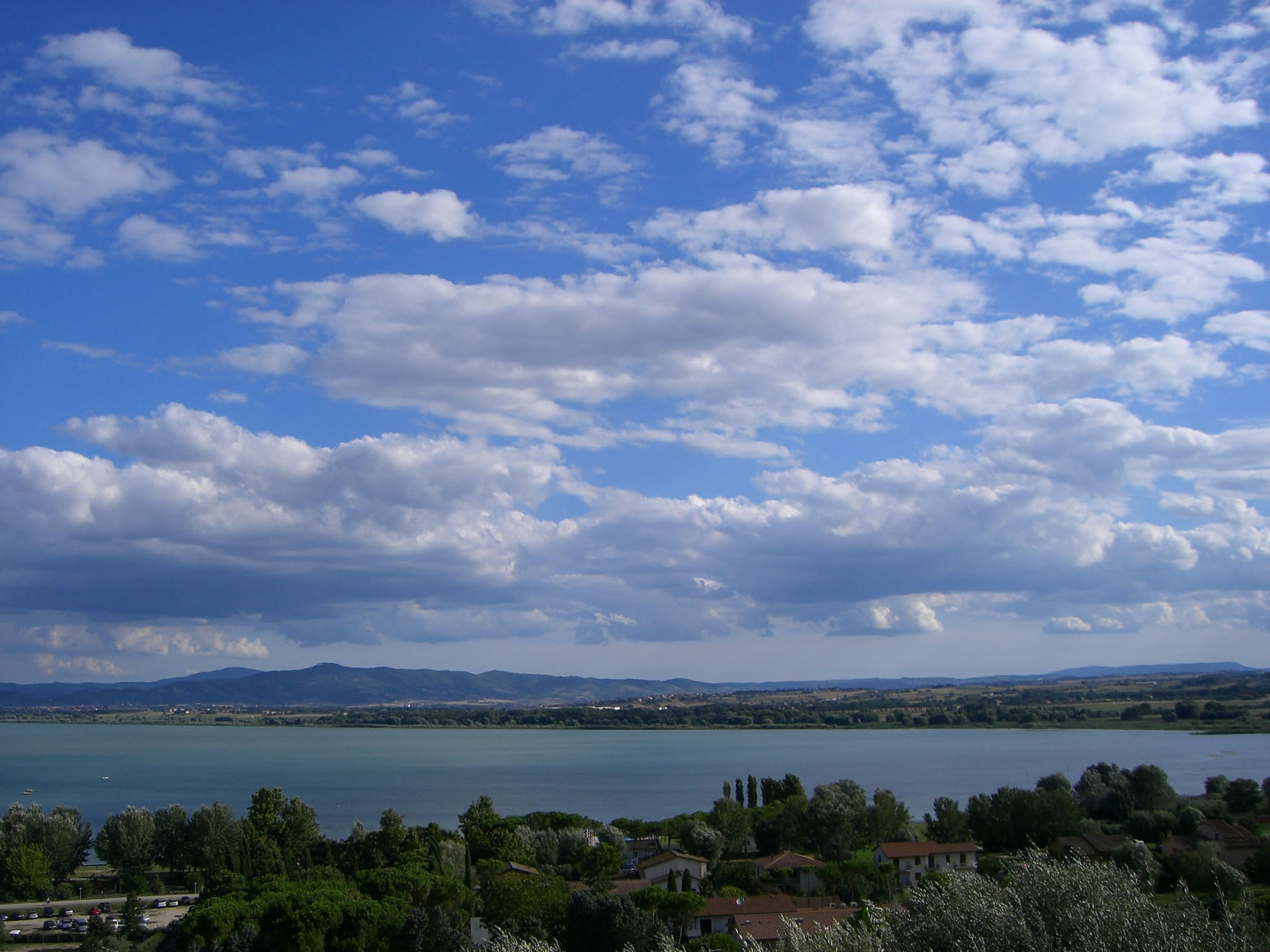 A weekend on the lakeshore: between Orvieto and Lake Trasimeno