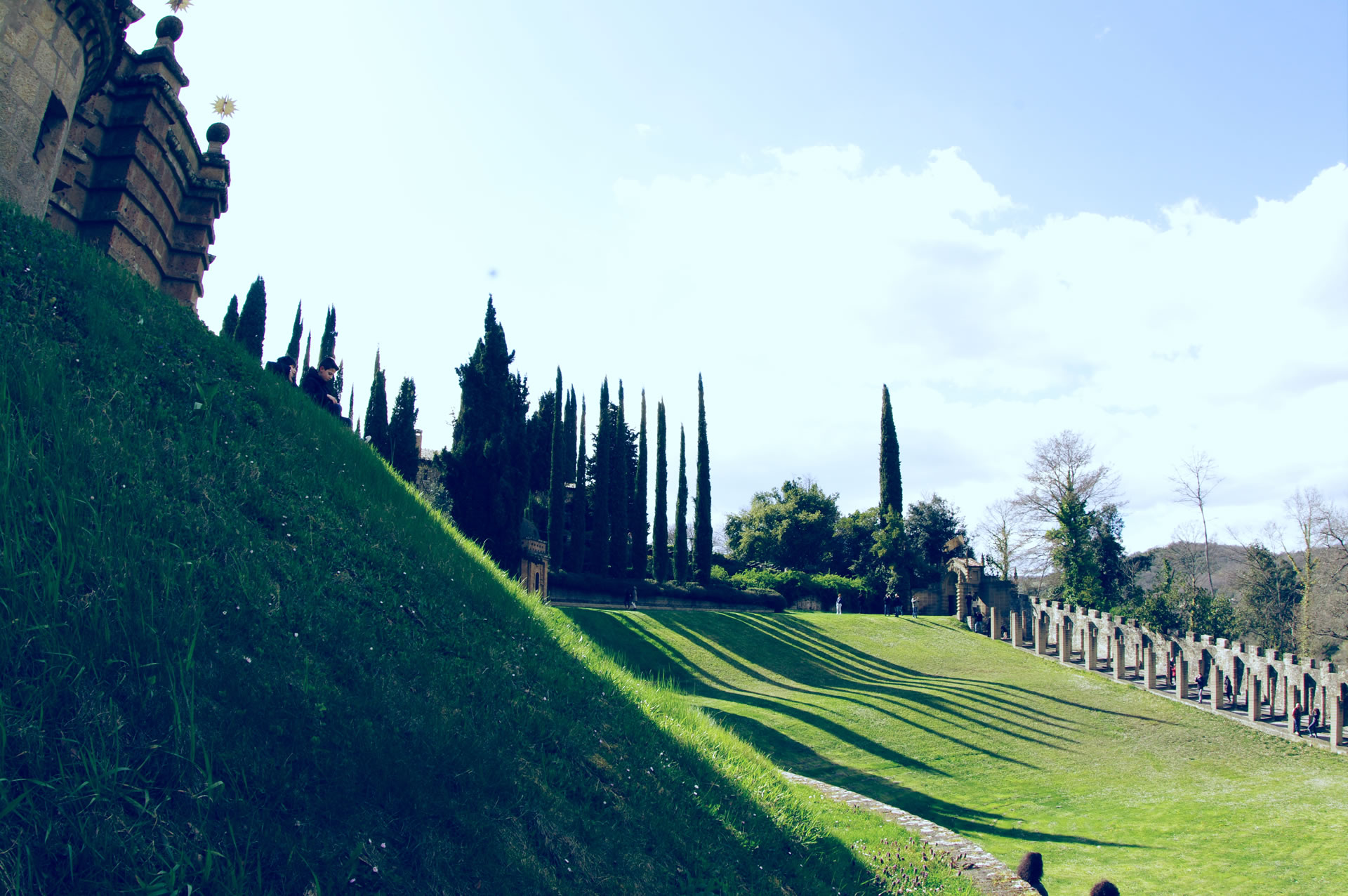 A day trip to Montegabbione and Ficulle
