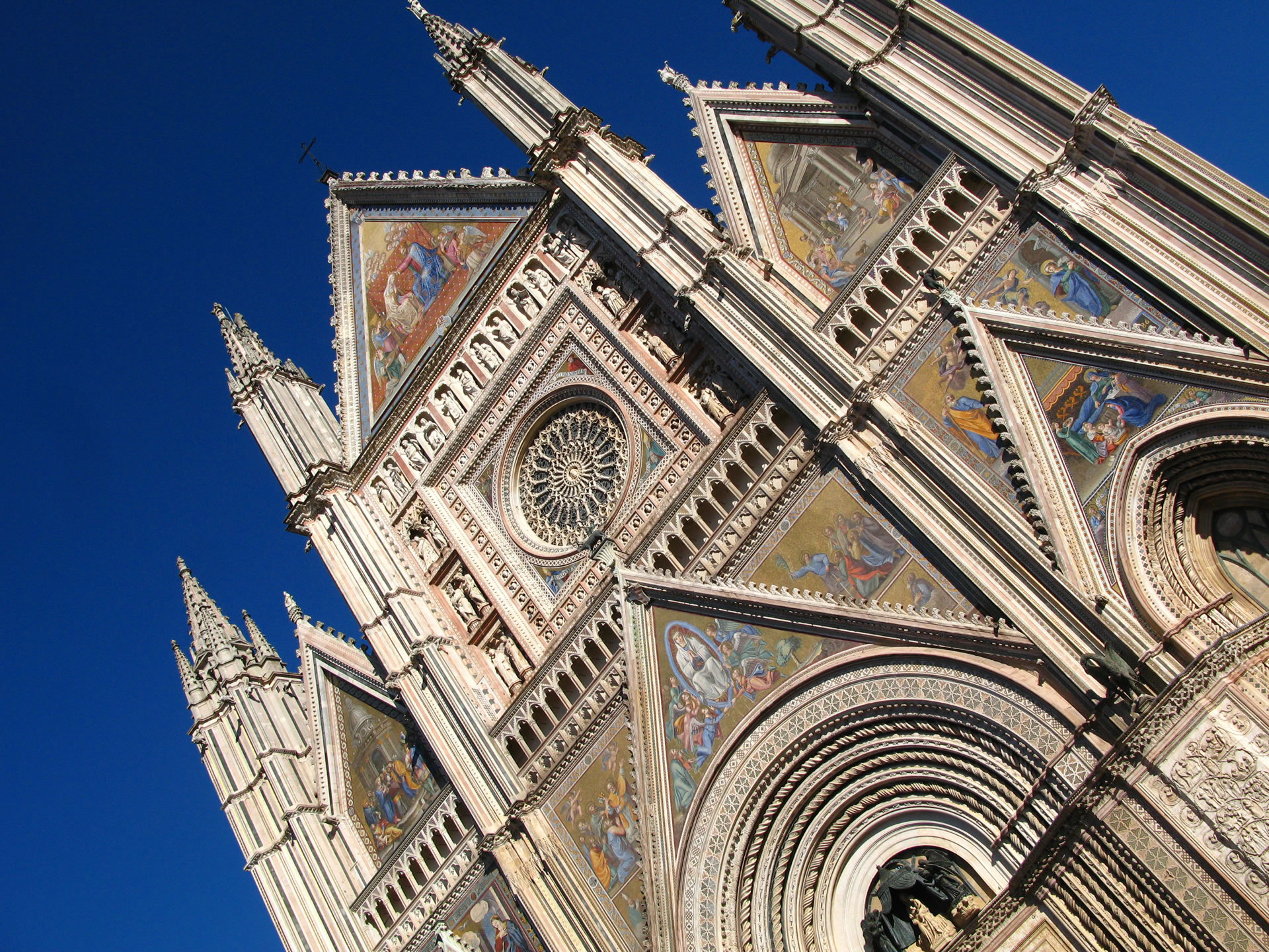 A day in Amelia and Orvieto, between history and taste