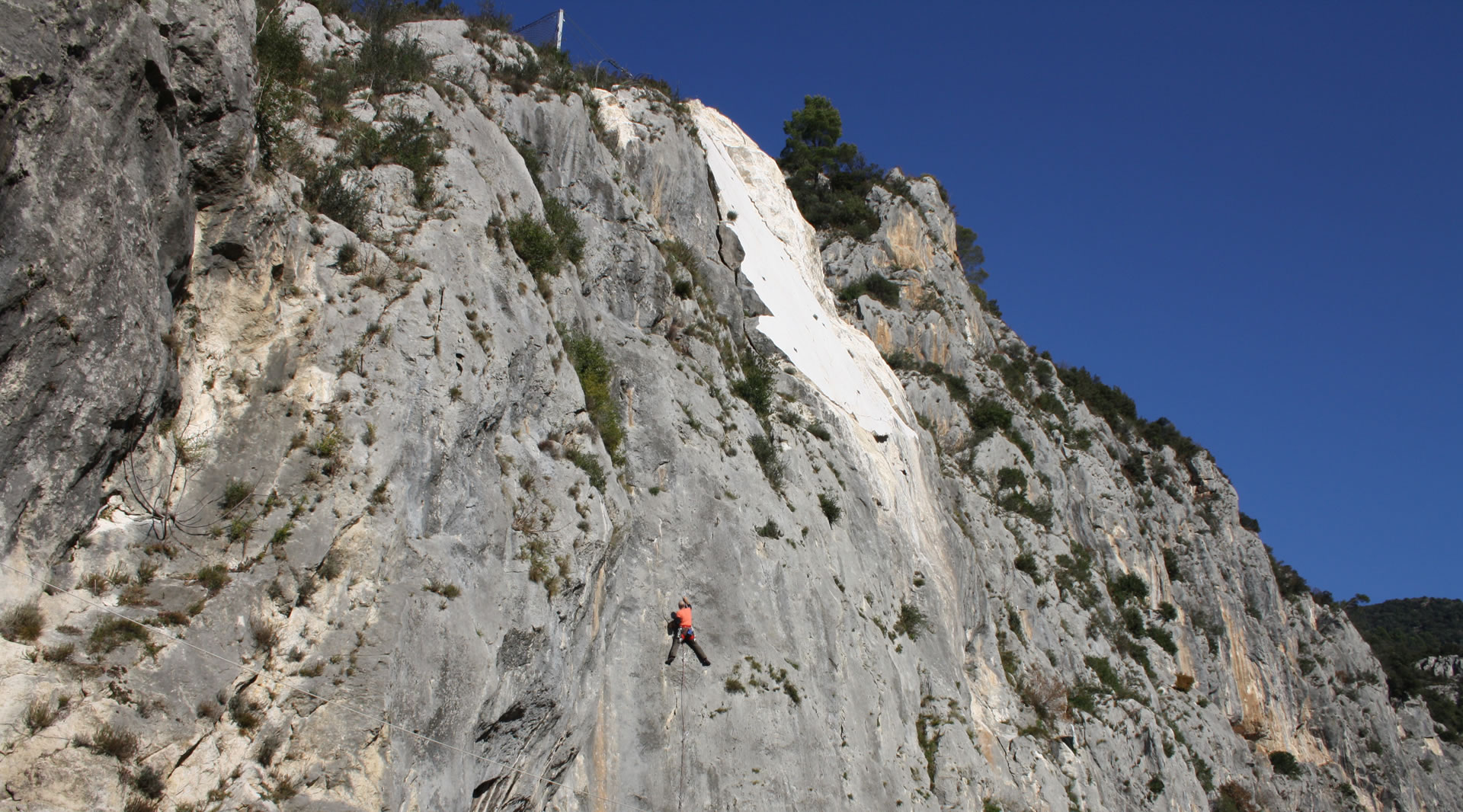 Rock Climbing in Ferentillo