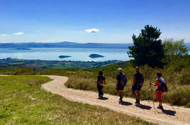 The Trasimeno Route
