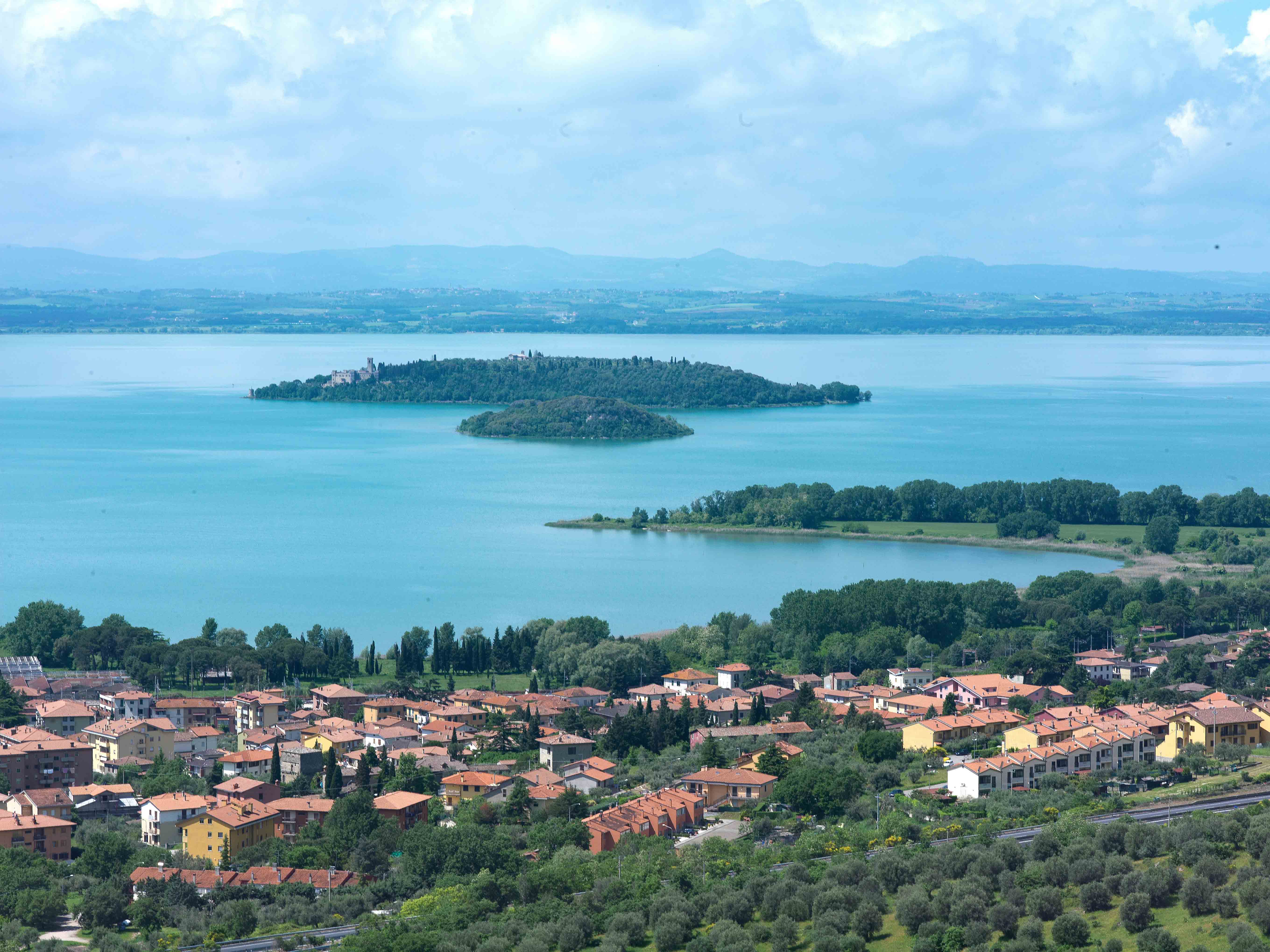 From Magione to Passignano: history and flavours along the road of the Trasimeno Hills