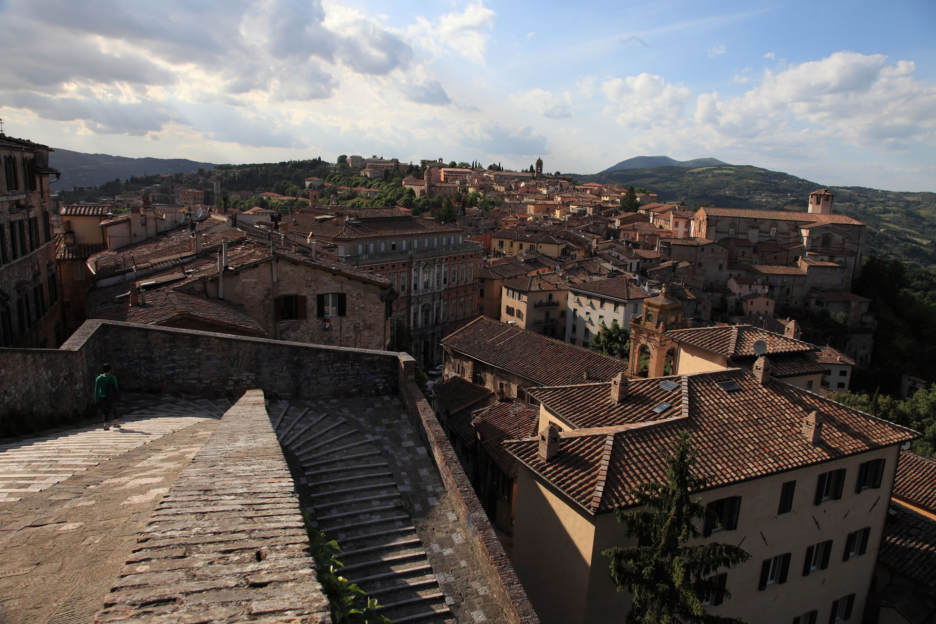 Perugia and its Neighbourhoods