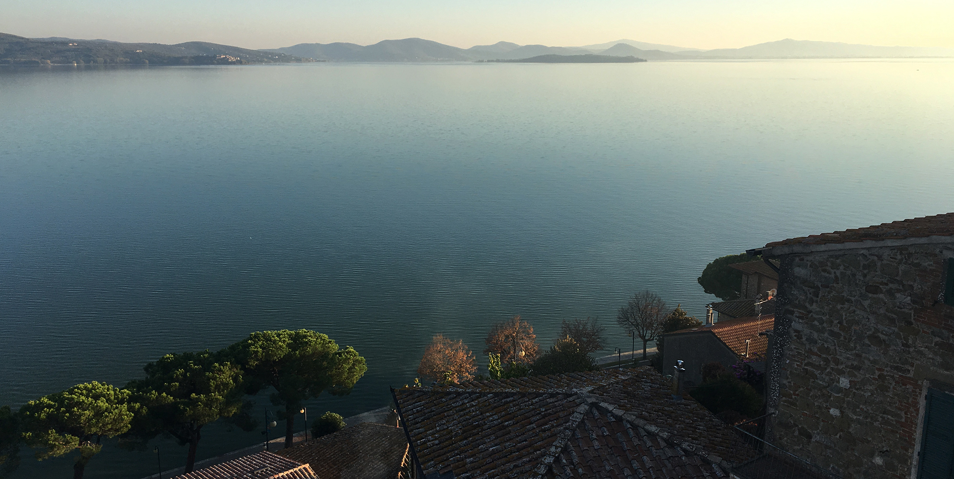 MTB - Woods and climbs on the hills of Lake Trasimeno