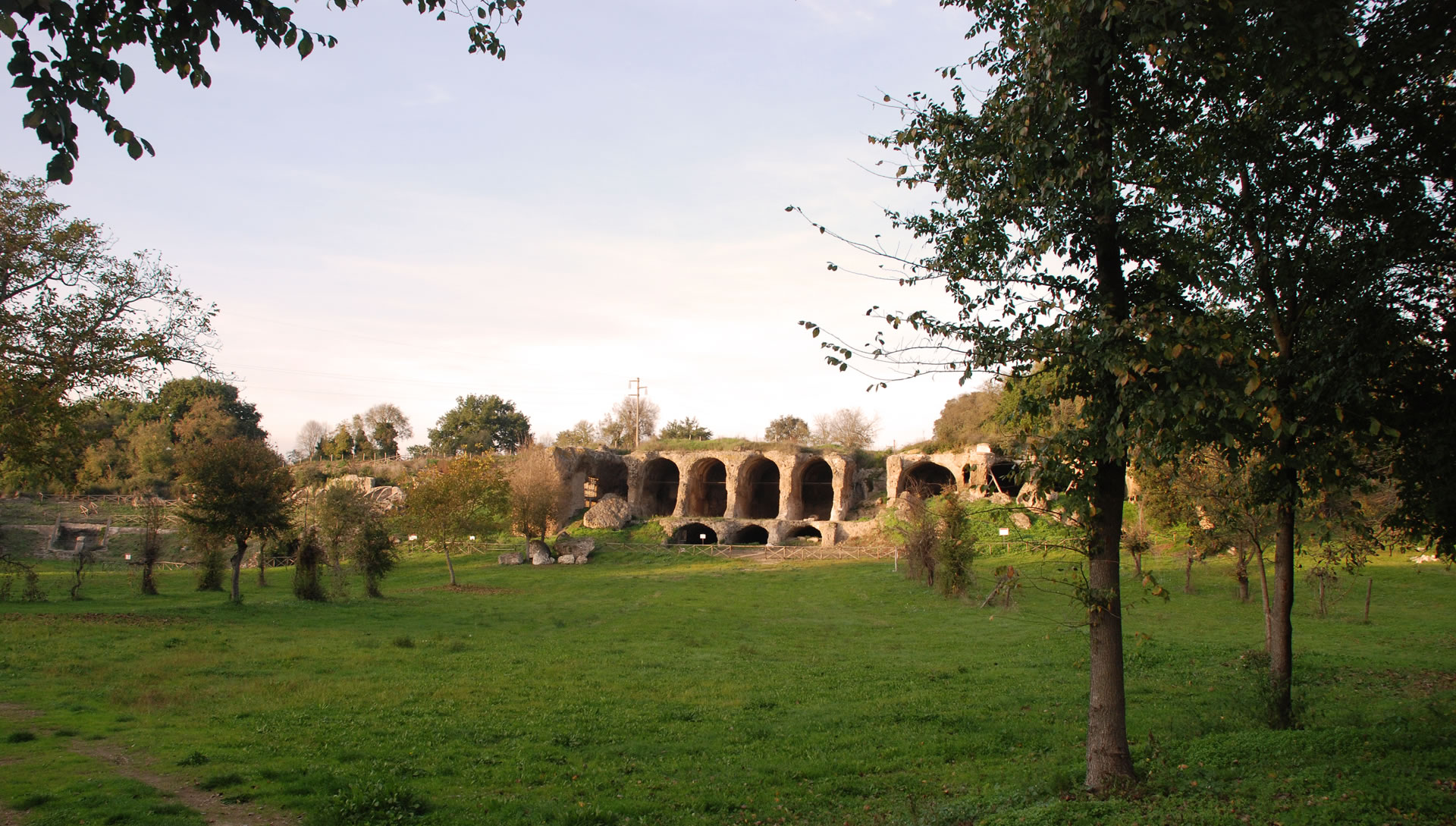Archeological Park, Otricoli
