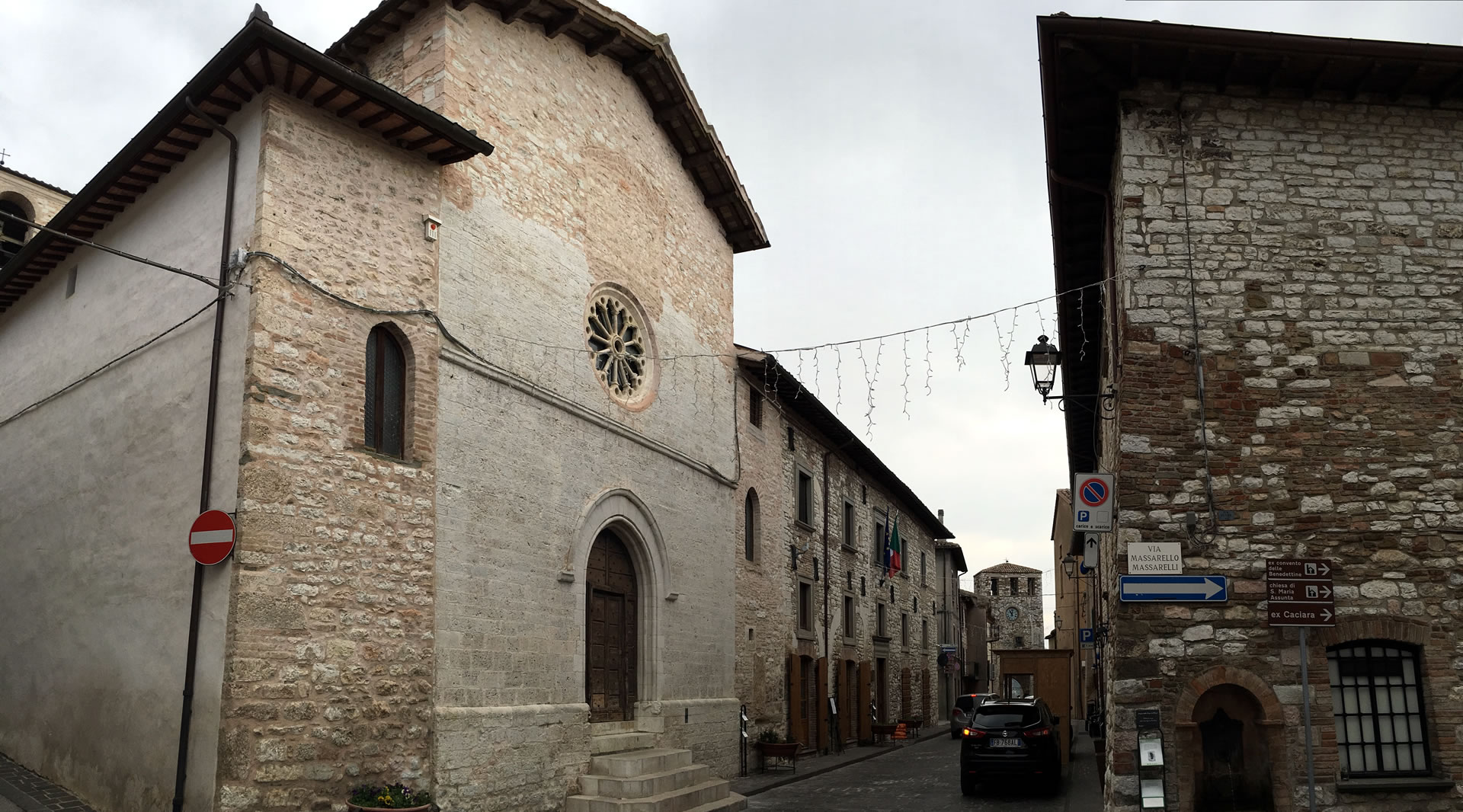Church of San Francesco Costacciaro