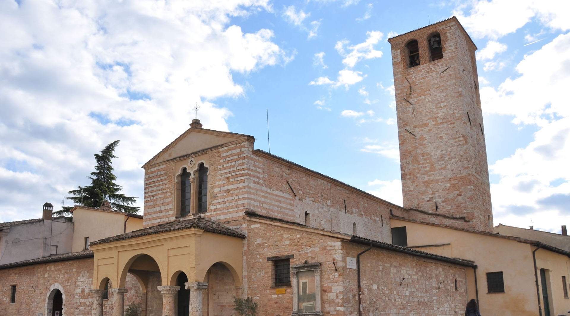 Church of St. Mary Infraportas Foligno